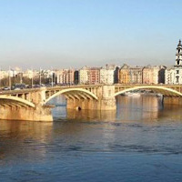 Vácon lesz a Margit-híd átadása