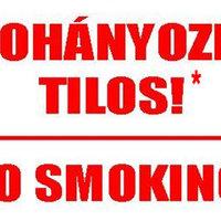 Módosul a dohányzást korlátozó törvény