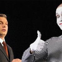 Orbán: A pantomimcsoportom mentett meg