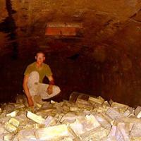 Borsodban kotrógépekkel takarítják az aranyat
