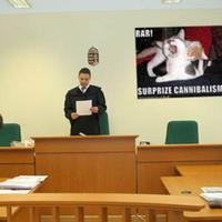 Nem tudnak mit kezdeni az ügyészek Hunvald és Szilvásy érveivel