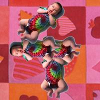 Négyes sziámi ikrek születtek Ladánybenén