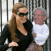 Angelina Jolie örökbe fogadta Sólyom Lászlót