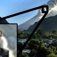 BREAKING! Gyurcsányt látták a Merapi vulkán kitörésénél!