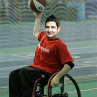 Hajdú Péter indul a 2012-es Paralimpián