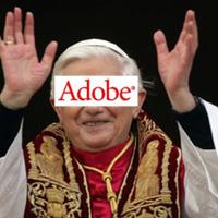 Elcseszték a nördök: Adobe vallás adóbevallás helyett