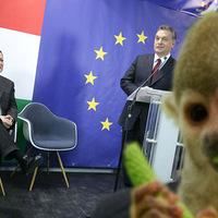Az EU-elnökség átvétele - eltitkolt képek!!!