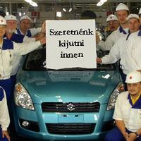 A Suzuki gyártja a Saabot