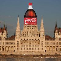 Sportolók segítségével fejleszt új palackot a Coca Cola a Parlamantnek