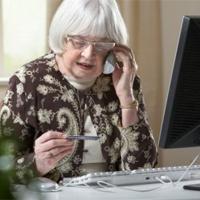 Litván nyugdíjas töltötte le véletlenül az internetet