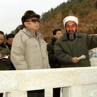 Szaddamot, Hitlert és Kim Dzsong Il-t is elfogták Oszama mellett