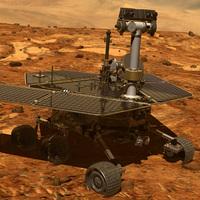 Műanyag darabkát talált az Opportunity a Marson