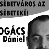 Mogács Dániel feltámadt!