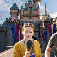 Disneylandben forgatott az On the Spot stábja
