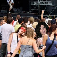 Amy Winehouse a VOLTon fog hányni