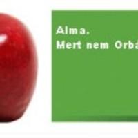 A piros almát indítja az MDF
