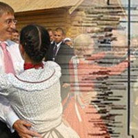 Gyurcsány tánca okozta a földrengést