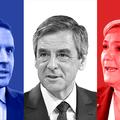 Francia elnökválasztás - Le Pen, Macron, Mélenchon és Fillon is bejuthat a második fordulóba
