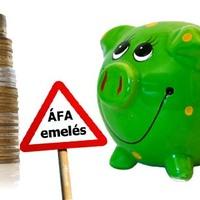 Május és október között tavalyhoz képest 13 százalékkal emelkedtek a forgalmiadó-bevételek