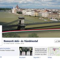 Elindult a NAV hivatalos Facebook oldala