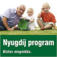GRAWE Nyugdíj biztosító program