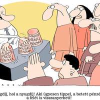Veszélyben a nyugdíj: csőkken a nyugdíj összege, emelkedik a korhatár 2015-től