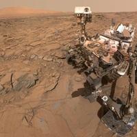 A Nasa Találát valamit a Marson!