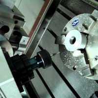 Hobby CNC Mill A tengely 30 fok furás