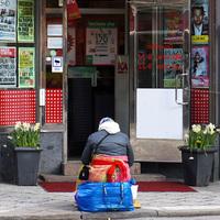 Utcai élet Stockholmban (1)