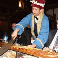 Vacsora Ankarában