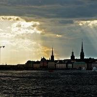 Nyár Stockholmban (2) Vihar után