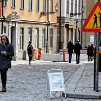 Utcai élet Stockholmban (2)