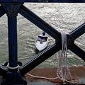 Még több Duna: Pillantás a hídról