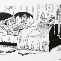 Svéd karikatúrák a közelmúltból
