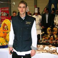 Breitenbach Attila - szakácsolimpiai aranyérmes