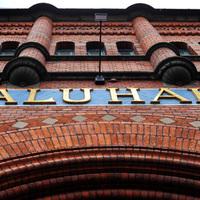 Vásárcsarnok Stockholmban: Az östermalmi Saluhall