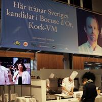 Képriport a stockholmi Food and Wine vásárról (2) Edzés a Bocuse d'Orra