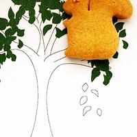 Ajándékposzt (5) - Mézes mókuska