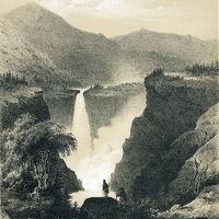 Norvég utakon - Rjukan és környéke (2) - A Rjukanfoss
