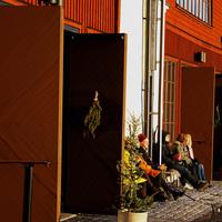 Ez az év is jól kezdődik - képriport a napfényben fürdő Stockholmról