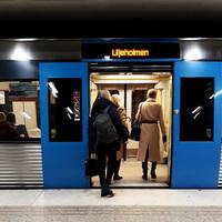 Kaland a stockholmi metróban (Vintázs poszt)