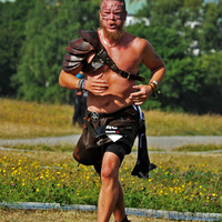 Akadályverseny viking módra - Tough Viking  Stockholm 2015
