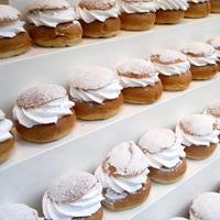 Húshagyó keddi sütemény: a svéd Semla