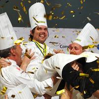 Szakács EB Stockholm (2) - A győztes: Tommy Myllymäki, Svédország