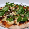 A nyertes pizzája