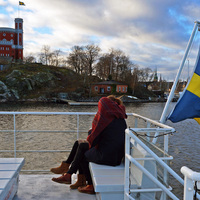 Tegnap Stockholmban...