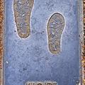 Kitalálós poszt - Időt álló lábnyomok