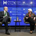 Yellen & Bernanke