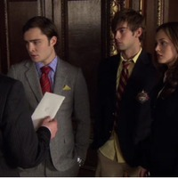 Gossip girl - A pletykafészek 2x15 - Gone with the Will