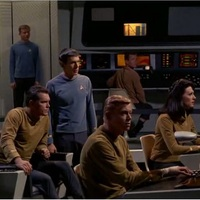 Star Trek (TOS) – The Cage – A kísérlet – S01E00 (Pilot)